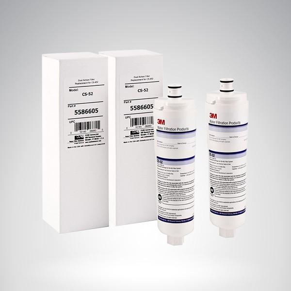 2 filtres bosch cs 52 640565 filtres pour frigo am ricain bosch ou siemens. Black Bedroom Furniture Sets. Home Design Ideas