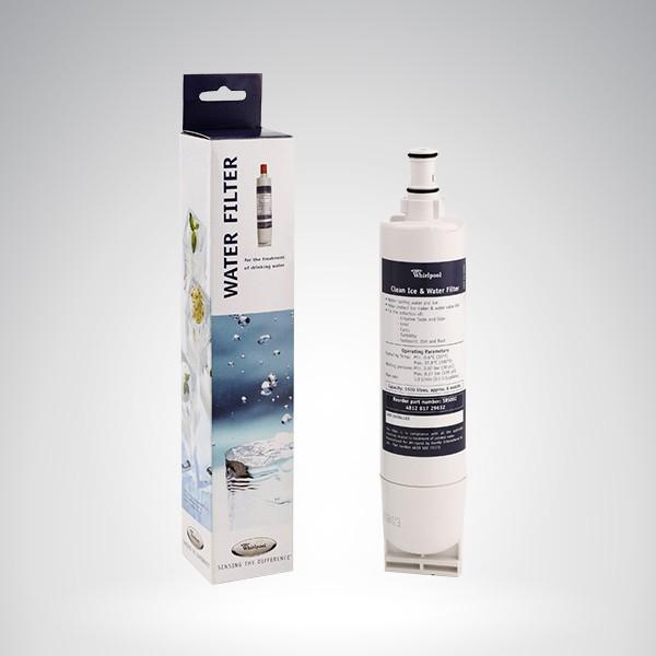 filtre whirlpool sbs002 filtre eau pour frigos am ricains whirlpool. Black Bedroom Furniture Sets. Home Design Ideas